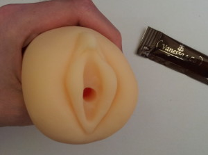 Fairly good vagina-shape